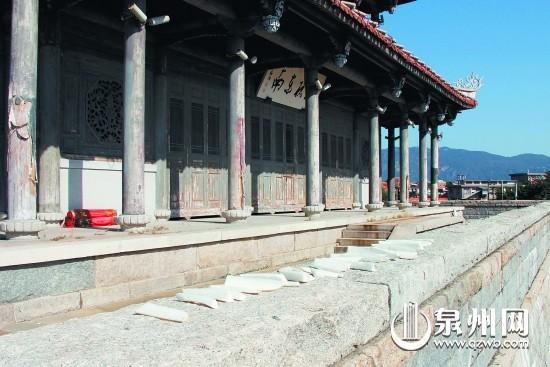 闽南木结构建筑易受侵蚀