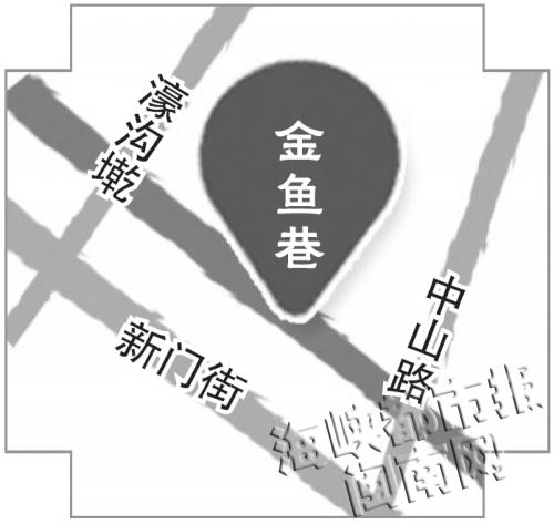 地名记忆:金鱼世第无迹寻