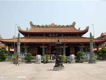 鲤城:开元寺
