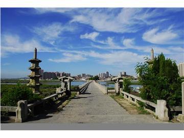 洛江:洛阳桥