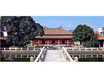 鲤城:泉州府文庙