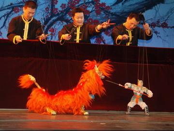 泉州提线木偶戏