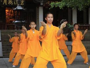 泉州南少林五祖拳