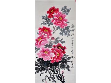 2013年两岸青年书画家作品展(绘画节选)