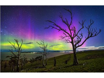 澳天文摄影大赛获奖作品出炉 瑰丽宇宙摄人心魄