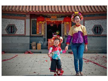 赴会 澳门皇冠vip168东海蟳埔社区民俗文化摄影作品组照